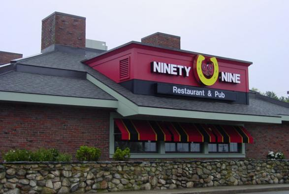 Ninety nine restaurant coupons