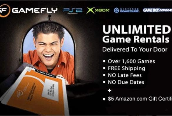 Gamefly discount coupons