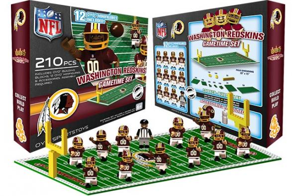 OYO Sports are licensed collectible minifigures designed with the same individual likeness to professional sports players and are compatible with major building blocks, and game sets. Save with this special offer, just in time for holiday shopping!